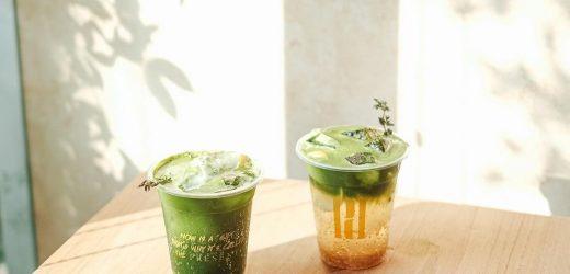 อยู่บ้านก็ดื่มชาเขียวพรีเมียมได้ แค่ Order Food Online From Present BKK เท่านั้น